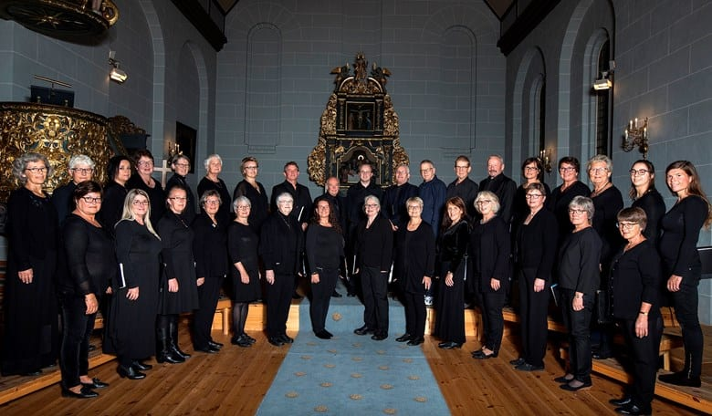 Hof Oratoriekor Foto: Roy Jøran L. Trangsrud