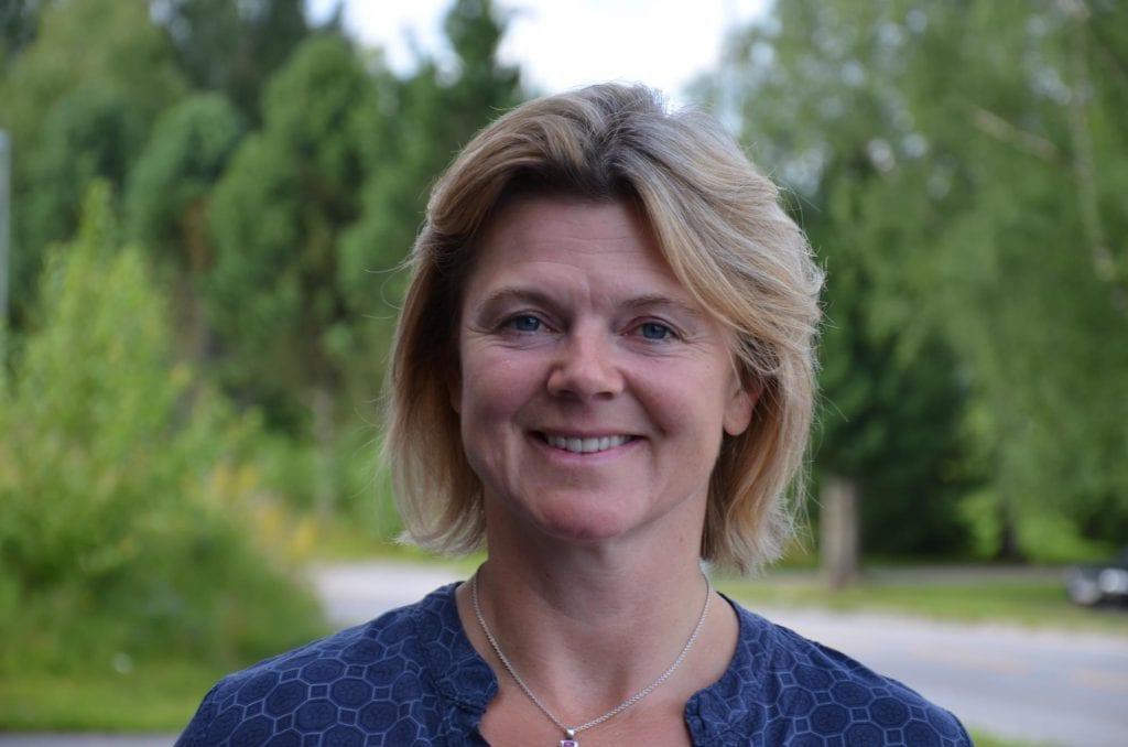 Lise Berger Svenkerud Arkivfoto