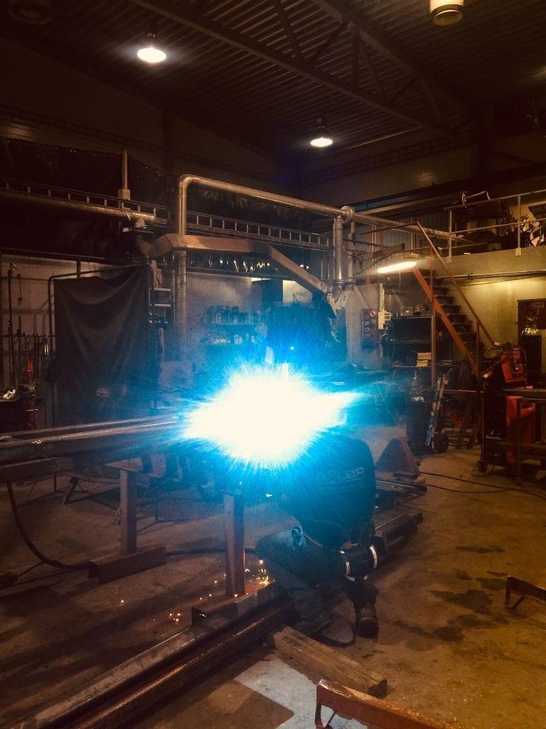 Solør Industriservice Foto: Liv Rønnaug Lilleåsen