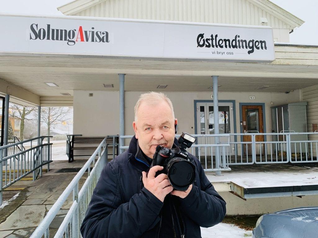 Sverre Viggen Foto: Liv Rønnaug B. Lilleåsen