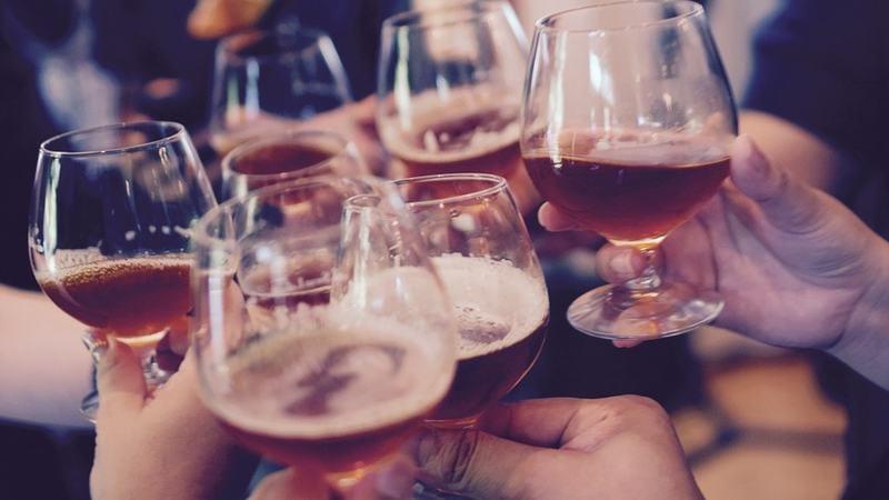 HVIT MÅNED: – Etter en alkoholfylt desember, er det mange gode grunner til å ta en pause fra alkoholen i januar, mener alkoholvett-organisasjonen «Av-og-til». llustrasjonsfoto: Pixabay