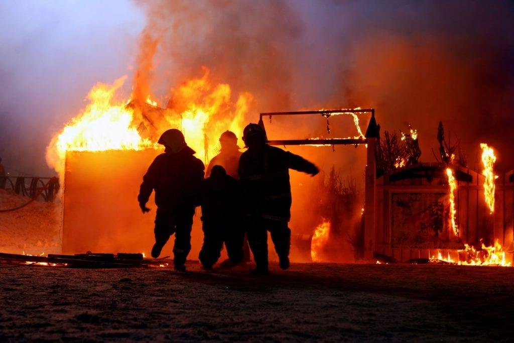 HØYT: 41 personer omkom i branner i løpet av 2019, noe som er det høyeste tallet på fem år, ifølge tall fra DSB. Foto: Colourbox/Tryg Forsikring