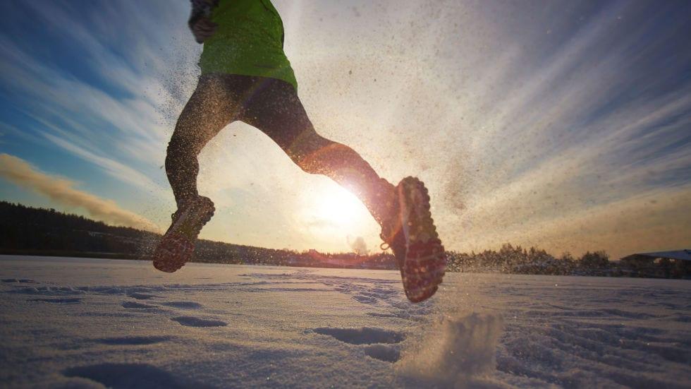 HELSE OG AKTIVITET: Svært mange starter det nye året med nyttårsforsetter om mer trening, bedre kosthold og mer aktivitet. Illustrasjonsfoto: Colourbox.com