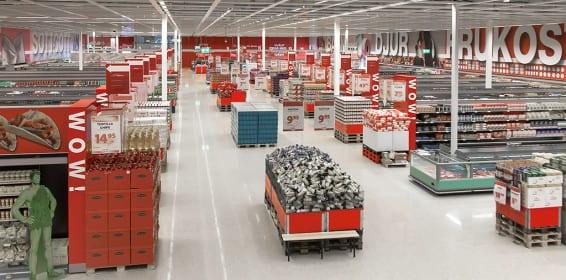 MER: Dersom utviklingen fortsetter kan svenskehandelen doble seg fram mot 2030. Foto: Hypermat.se