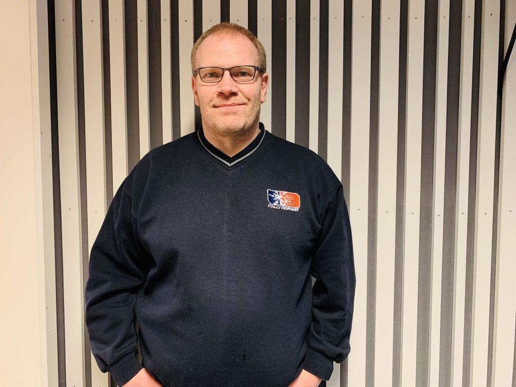 Håkon Fredriksen, H-A Kamsport.no. Foto: Liv Rønnaug Lilleåsen