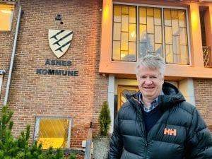 GODE MULIGHETER: Speisalrådgiver i Åsnes kommune, Nils B. Lindeberg mener det er gode muligheter for røyeoppdrett i Solør. Nå blir det seminar. Foto: Liv Rønnaug B. Lilleåsen