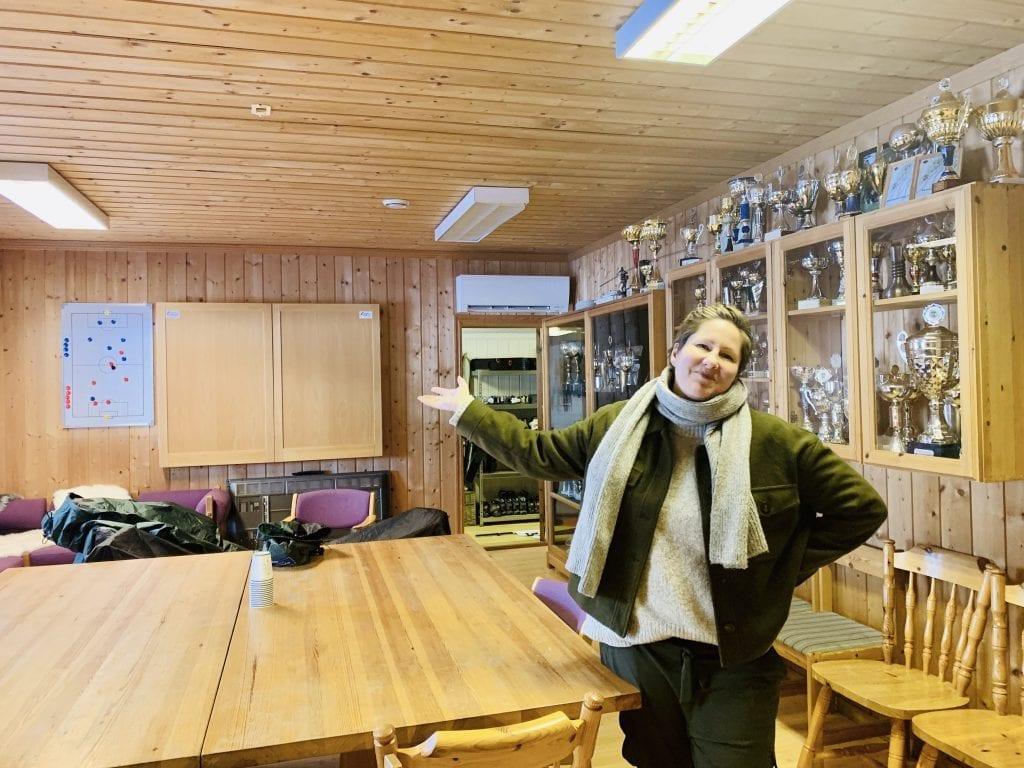 Katinka Eriksen Foto: Liv Rønnaug B. Lilleåsen