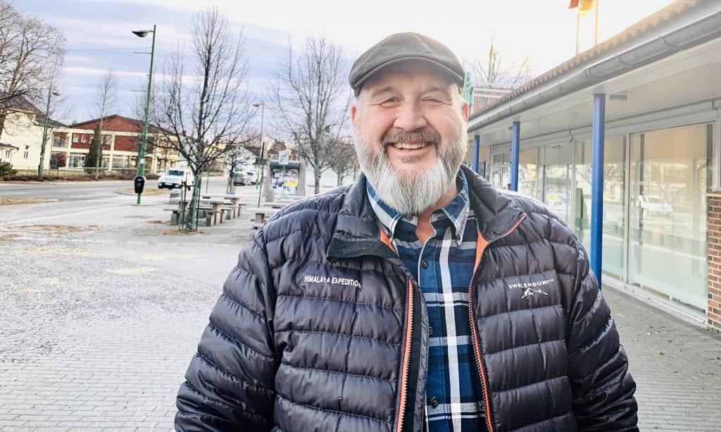 SNART I MÅL: Søndag 23. februar fyller Rune Grenberg 50 år, og da avsluttes bursdagsspleisen. Han understreker at han gjør dette som privatperson - ikke som ordfører. Arkivfoto: Liv Rønnaug B. Lilleåsen