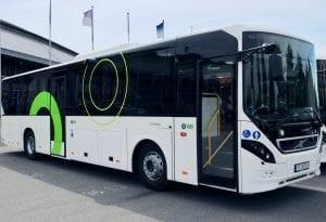 REUDSERT TILBUD: Fra og med onsdag vil det gå noen færre busser i distriktet. Innlandstrafikk oppfordrer til å sjekke nettsidene for oppdaterte busstider og ruter. Arkivfoto