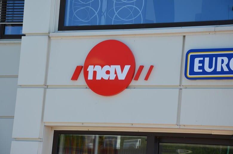 STENGER DØRENE: Alle NAV-kontorene i Solør stenger dørene fra og med mandag. Arkivfoto