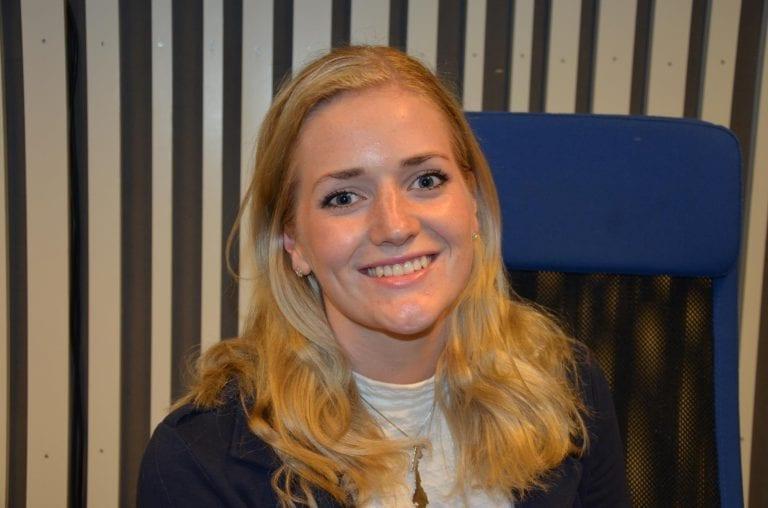 LANG KAMP: Stortingspolitiker Emilie Enger Mehl (Sp) fra Åsnes har lenge kjempet for å stoppe domsolsreformen, og vant i dag fram sammen med resten av opposisjonen. Arkivfoto: Bjørn-Martin Brandett