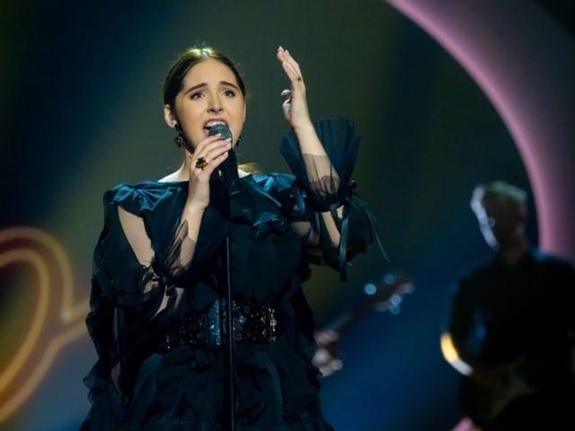 FINALEN: Mari Bølla er klar for finalen i årets sesong av Idol på TV2. Foto: TV2