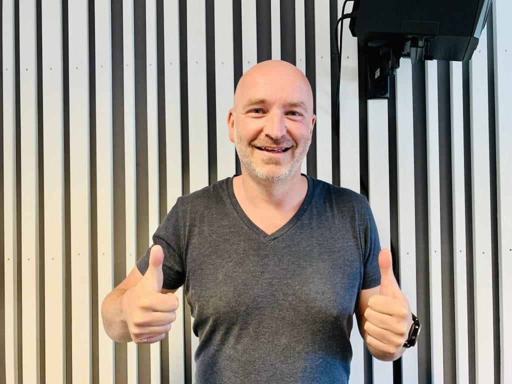 VIKTIG: Rektor ved Solør videregående skole, Einar Moan er meget fornøyd med et klart flertall fra Innlandet fylkesting. Nå starter arbeidet med søknadsprosessen til Utdanningsdirektoratet. Foto: Liv Rønnaug Lilleåsen