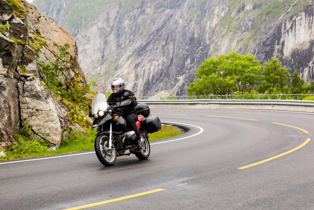 BEKYMRET: Organisasjonen Trygg Trafikk frykter ulykkessommer for motorsyklistene. Foto: Colourbox