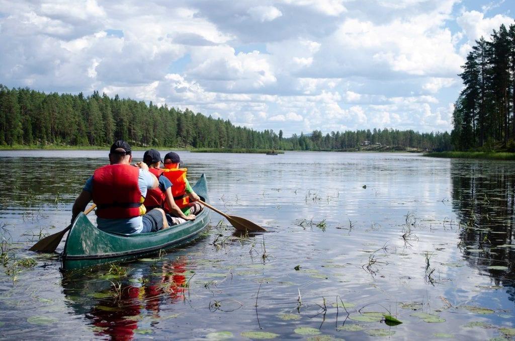 NORGESFERIE: Korona-situasjonen tvinger de fleste til å oppleve Norge i sommer. Opplev Kynna skal fortelle både lokale og tilreisende hvilke enorme muligheter som finnes i og ved Kynna-vassdraget.