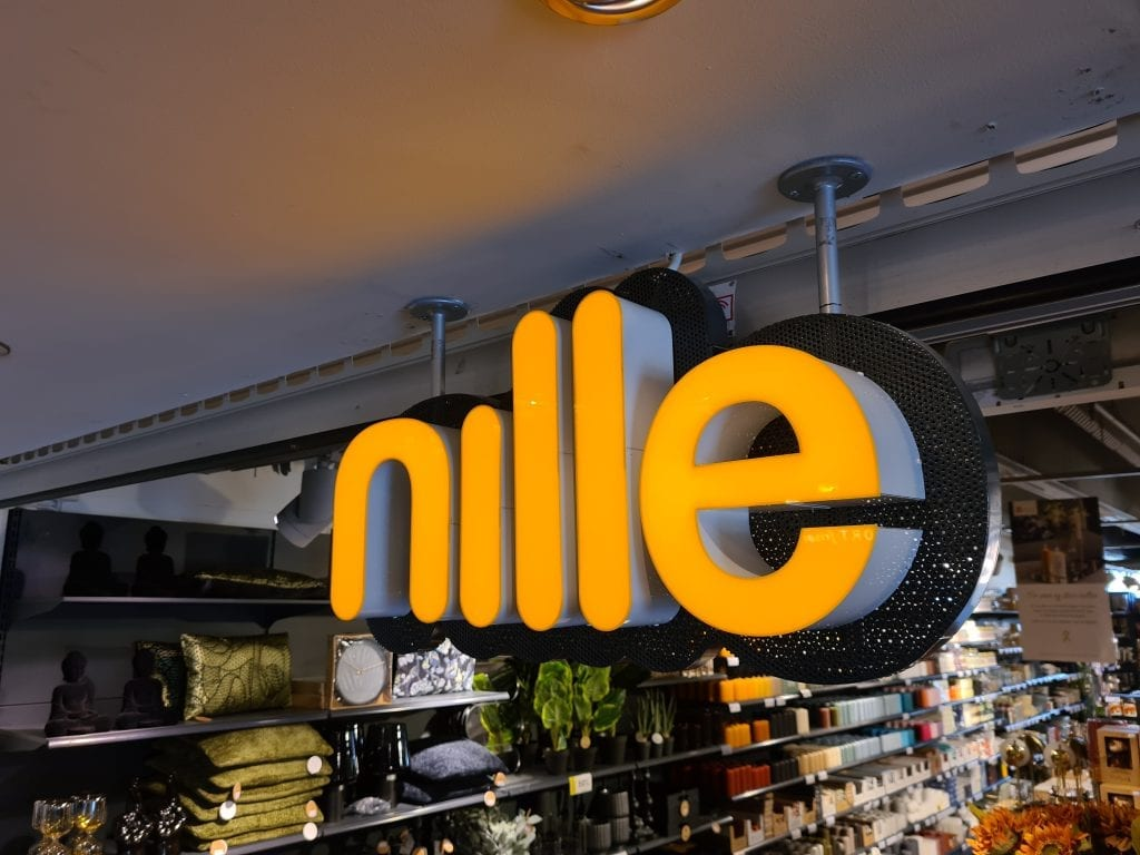 AVVIKLER I GRUE: Nille har bestemt seg for å legge ned butikken på Gruetorget. Butikken på Flisa skal imidlertid være trygg.