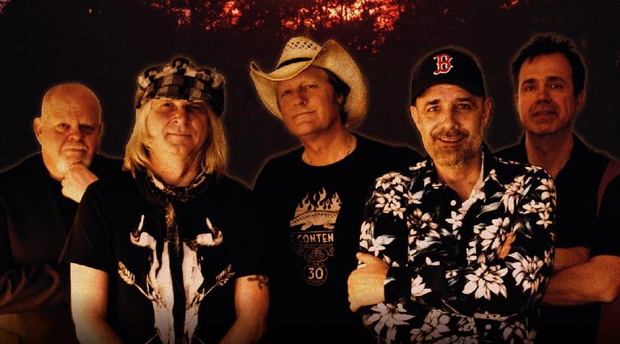 SLIPPES FREDAG: The Gone Gators slipper fredag «The Dark of the Sun» i anledning at Tom Petty ville ha blitt 70 år tirsdag. De tre solungene som medvirker er Stein Kulseth, Bjørn Kulseth og Per Ivar Stræte.