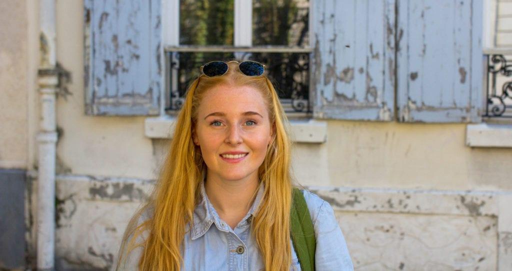 KAN VINNE PRIS: Ingrid Vatnar Ikje er nominert til mediestipendet MELT Kickstart fra Tro & Medier, Filadelfiakirken Oslo og TV Inter. Premien er på 50.000 kroner.
