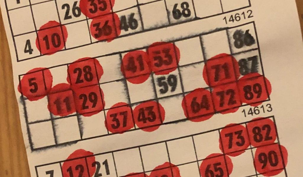 STOR GEVINST: 89 ble det definitivt lykketallet for Daniel Sparby som vant 100.200 kroner tirsdag kveld. Helst kunne han tenkt seg til Syden, men nøyer seg med en Eidskog-tur.