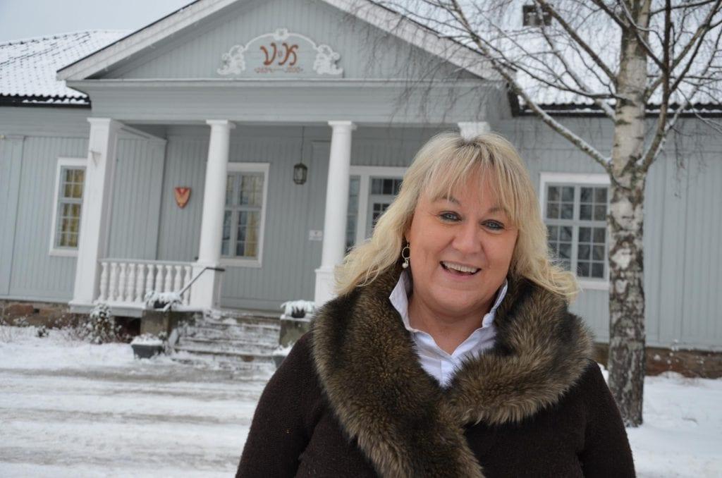 LAR SEG IKKE GJØRE: Årets vinterfest i Våler skulle ha startet 29. januar. Mandagens forlengelse på restriksjonene gjør at kultursjef Cathrine Hagen innser at vinterfesten må utgå.