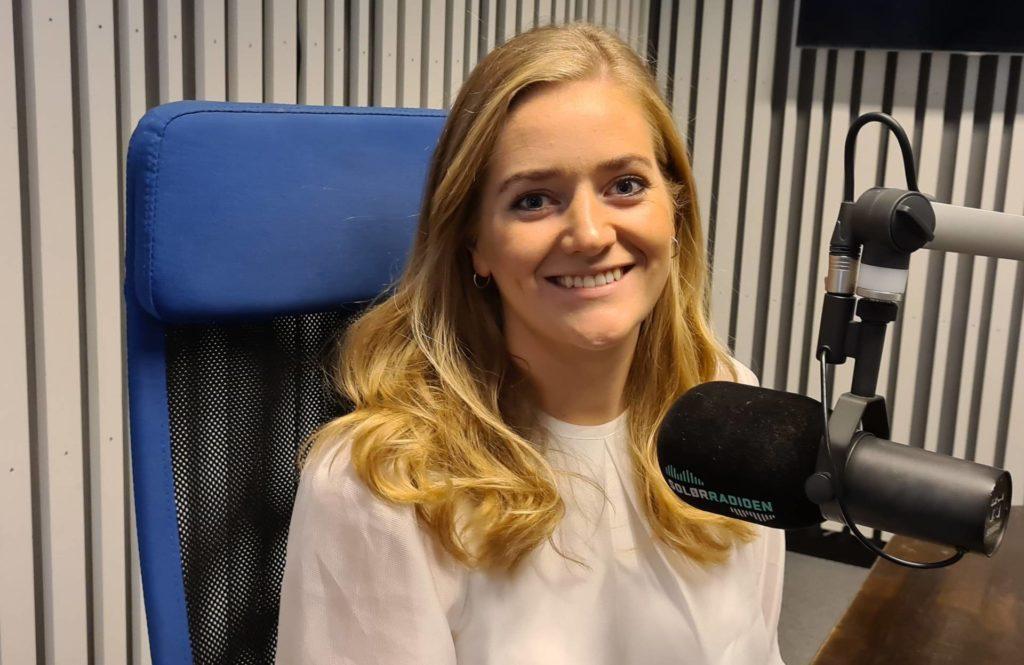 ENESTE SOLUNG: Emilie Enger Mehl (Sp) fra Åsnes Finnskog skal representere Solør de kommende fire årene på Stortinget. 4 av 7 representanter fra Hedmark er bosatt på Hedmarken.